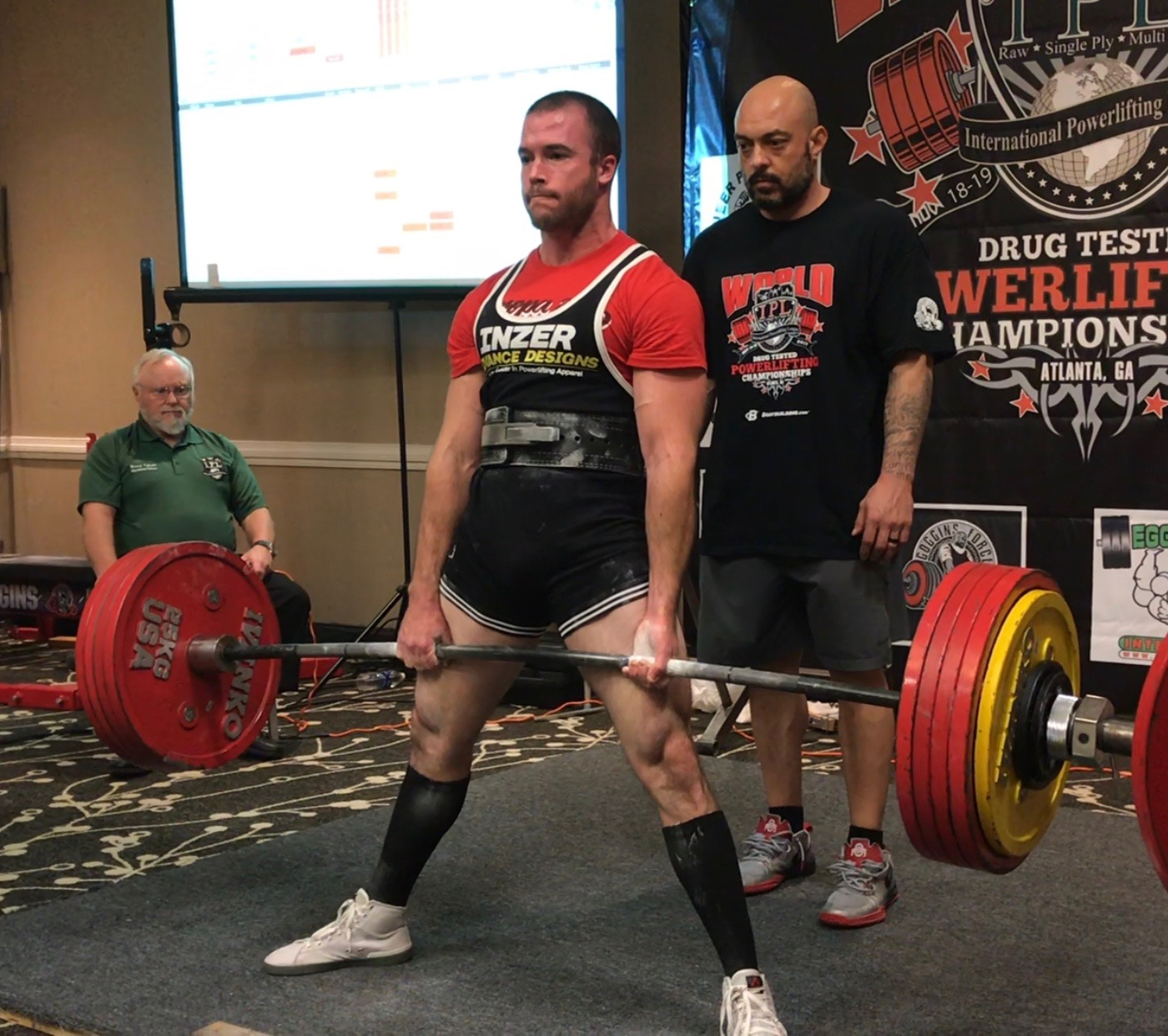 Powerlifting – St Augustine Gym